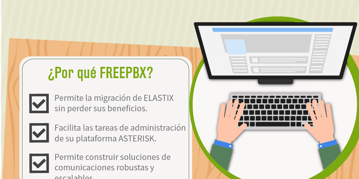 Freepbx telefonia IP